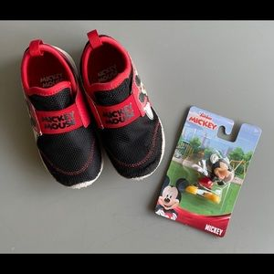 Disney Mickey Light Up Sneakers sz8C